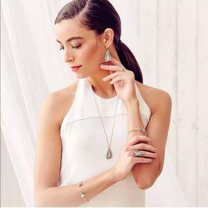 Jewelry - 💎 Bora Bora Boho Cabochon Opal Layered Earrings
